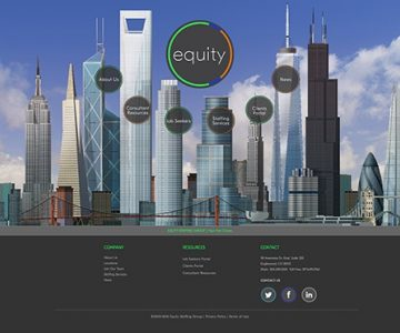 Equity Staffing